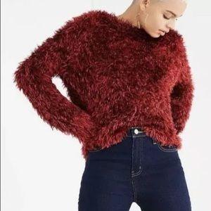 Urban Outfitters Tara Fuzzy Sweater